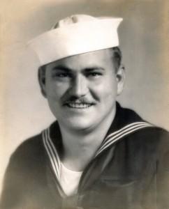 Daddy Navy 8x10